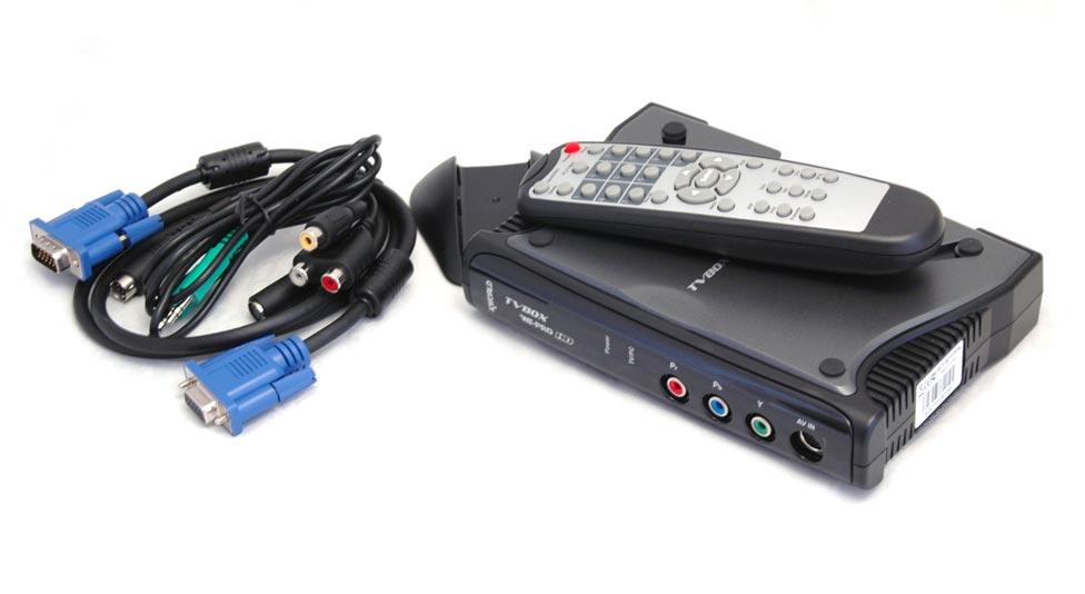 Автономный ТВ-тюнер