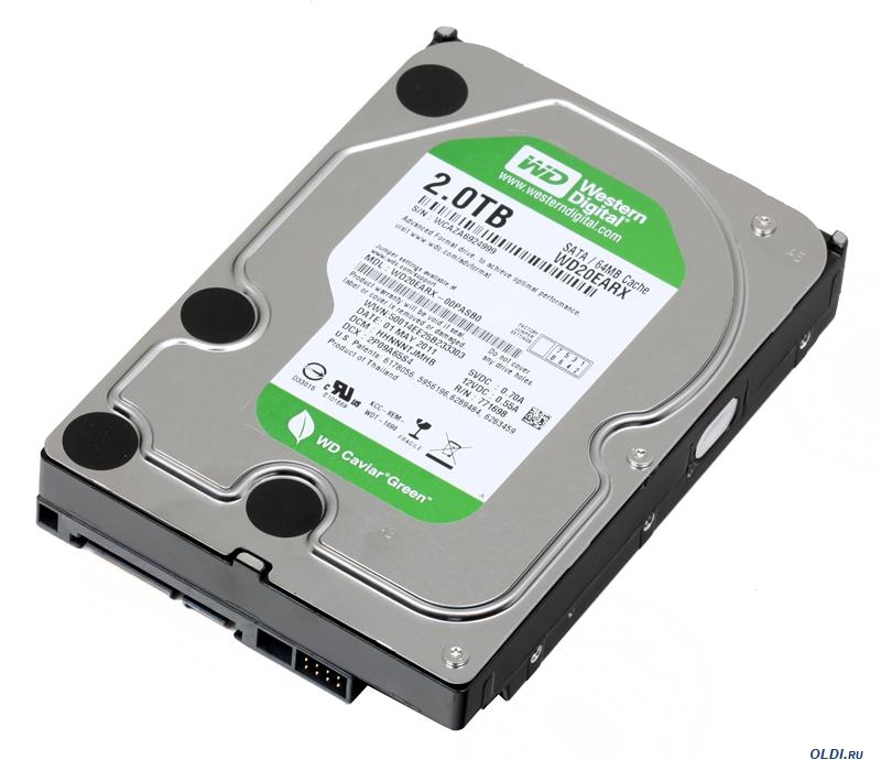 Digital жесткий диск
