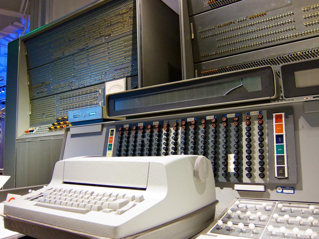 суперкомпьютер IBM-7030