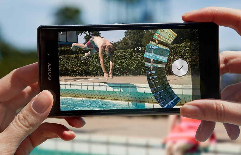 Камера sony xperia z1