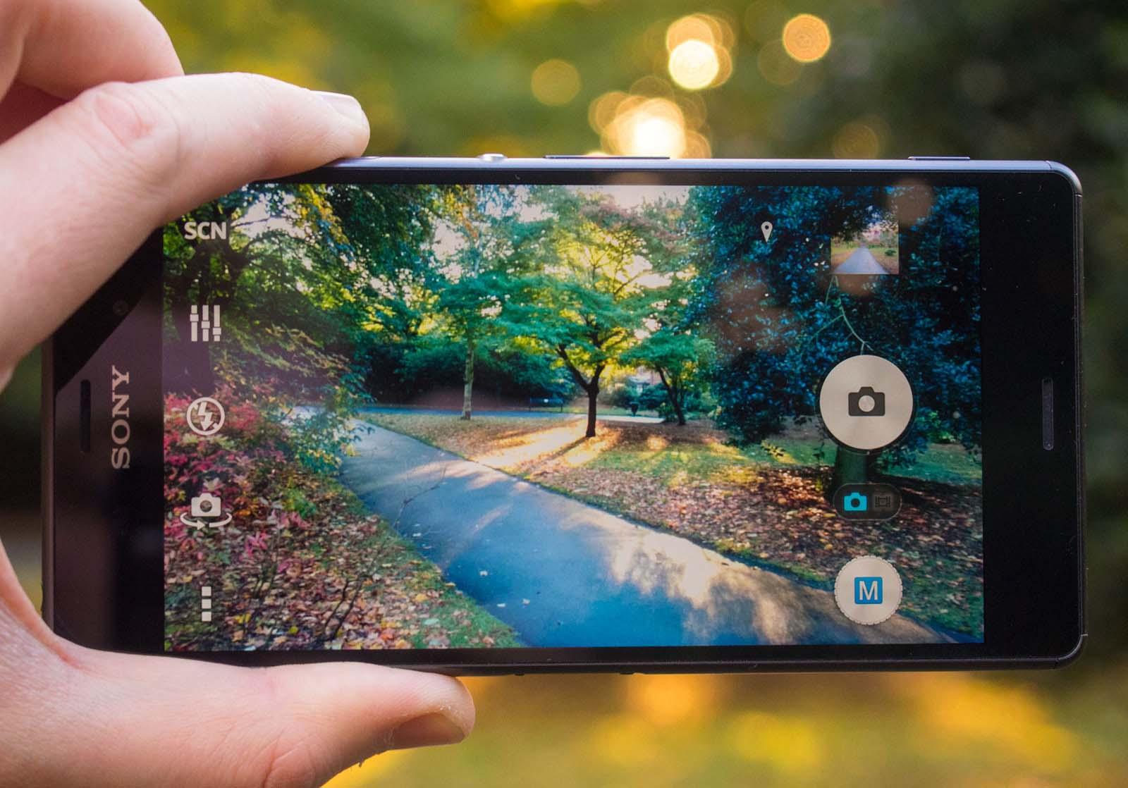 Камера на смартфоне