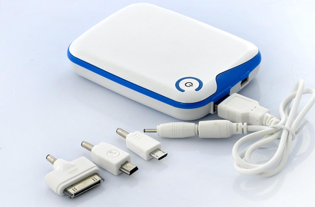 Портативный аккумулятор для телефона