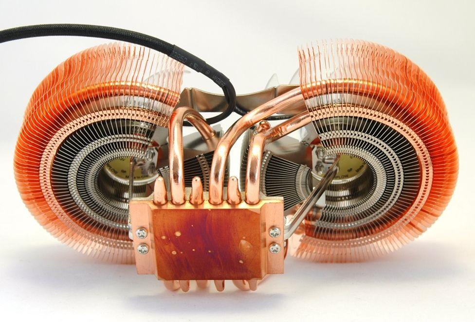 Thermaltake Orange Orb кулер для видеокарты