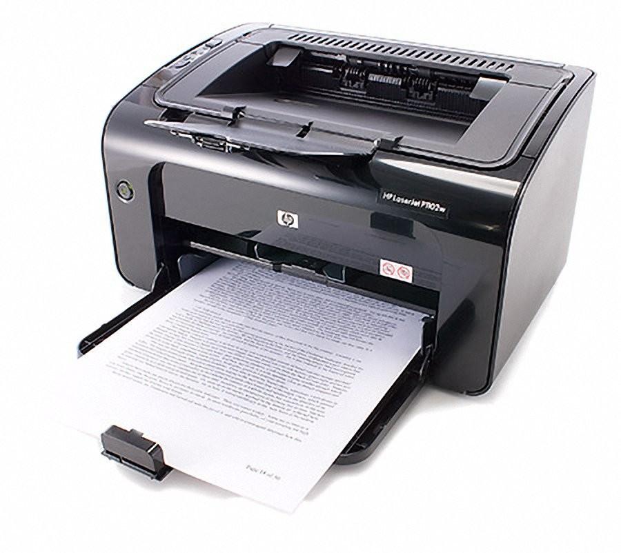 Задержка бумаги в принтере