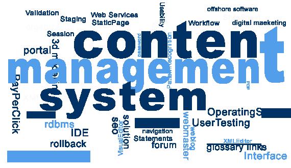 cms система управления контентом