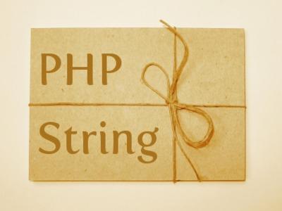 php строковые функции