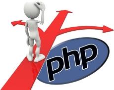 динамический сайт php