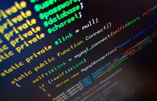 программный код сайта